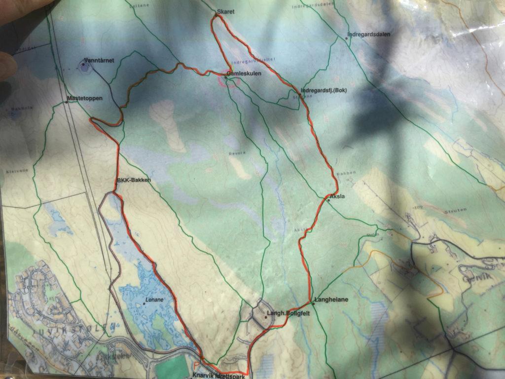Tur Kart - Knarvik