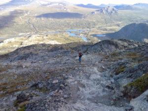 2007-Aug-28 Besseggen-42