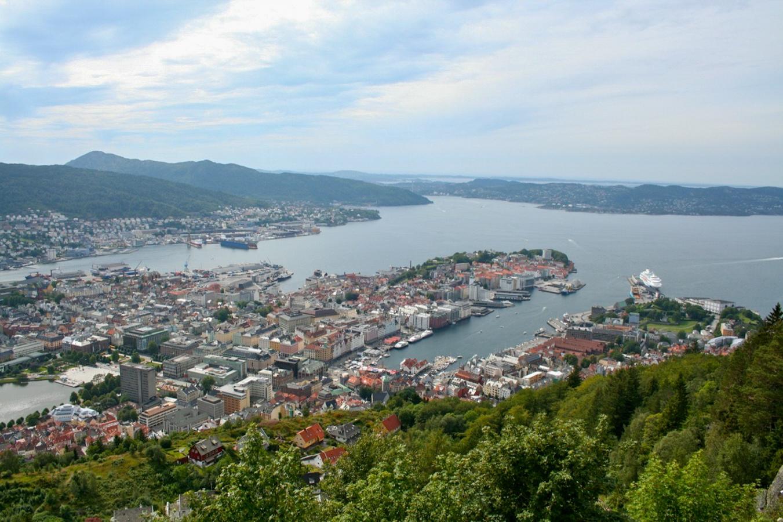 2009-juli-17 Fløyen Bergen-6