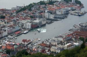2009-juli-17 Fløyen Bergen-9