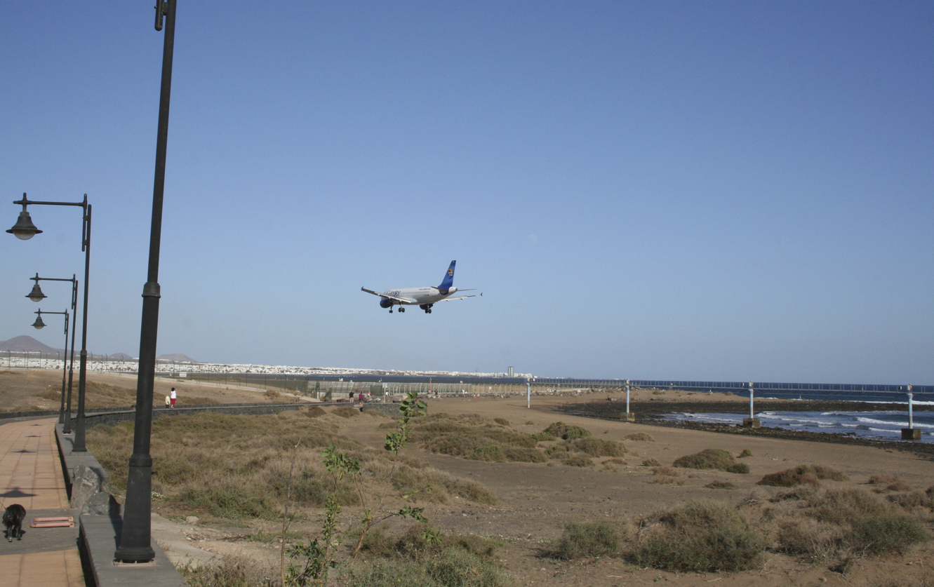 Lanzarote fly