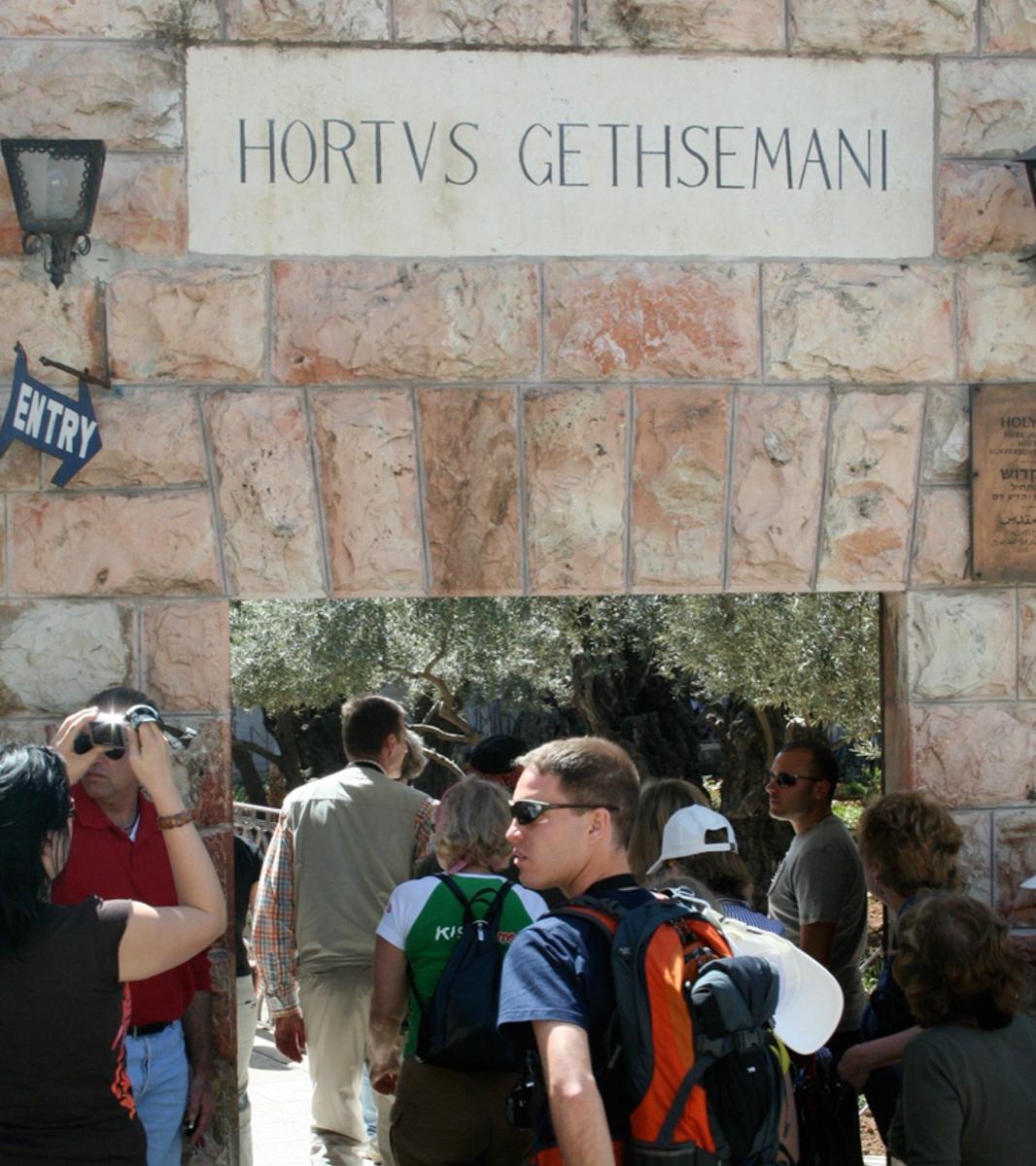 2008-Mars-18 Getsemane i Jerusalem-1-2