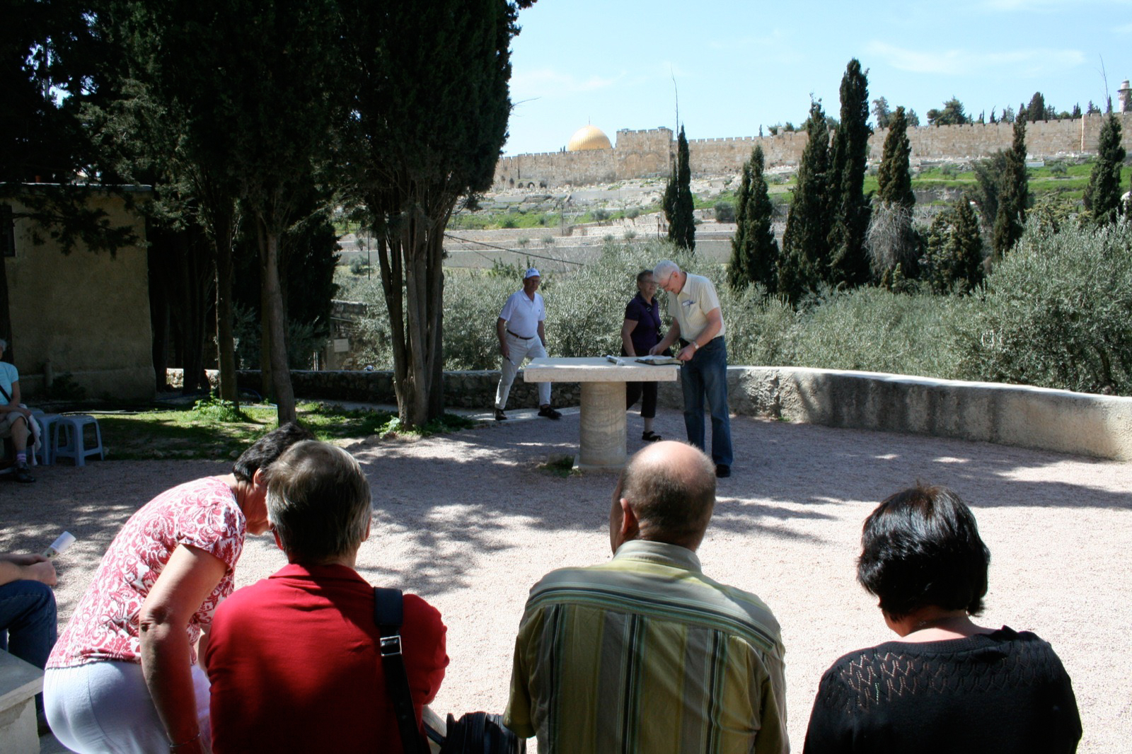 2008-Mars-18 Getsemane i Jerusalem-4