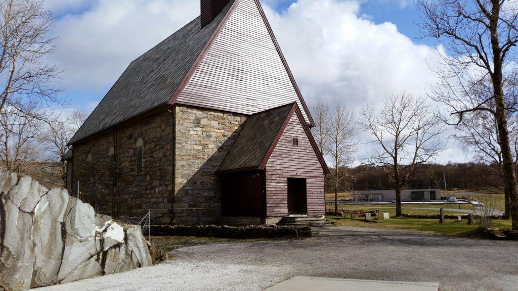 Alstahaug Kirke
