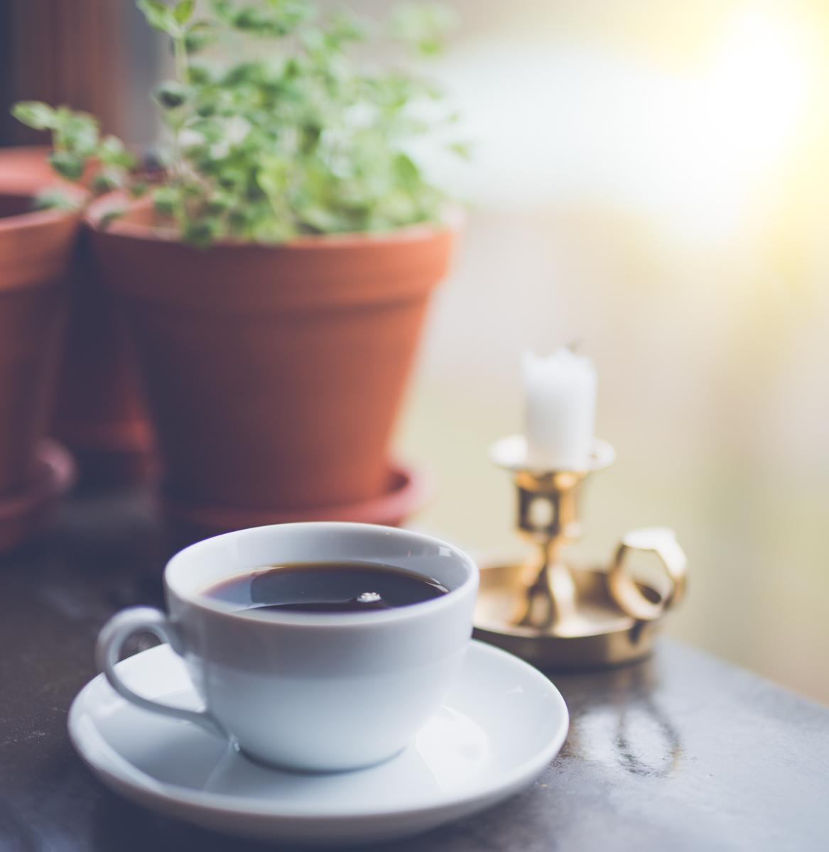Kaffe blandingsforhold