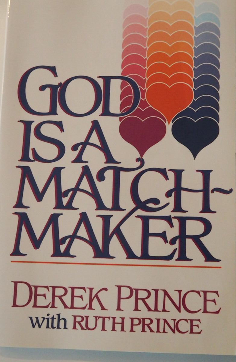 God Is A Matchmaker Bokomslag