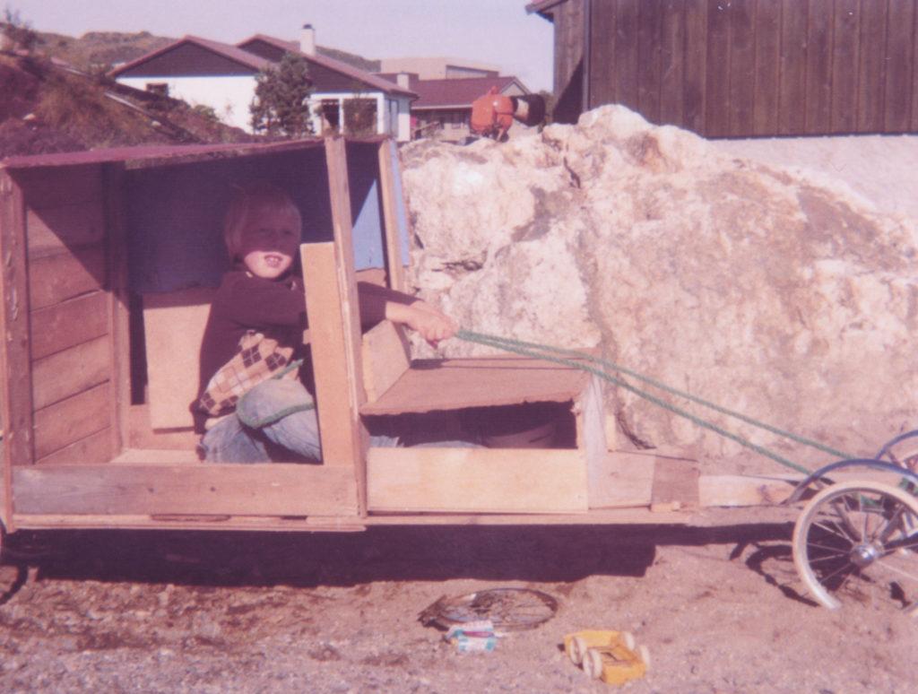 Tormod i kassebil