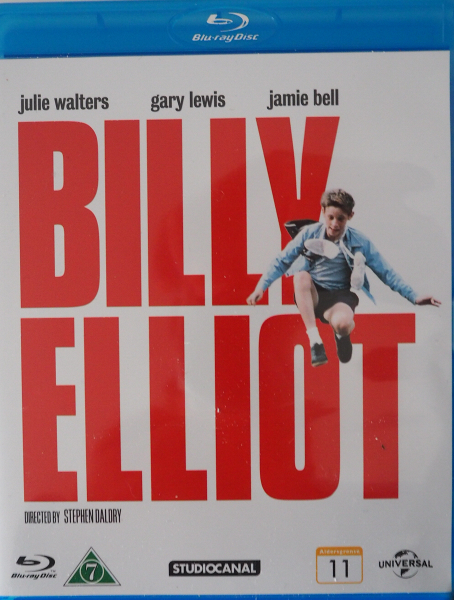 Billy Elliot Bokomslag