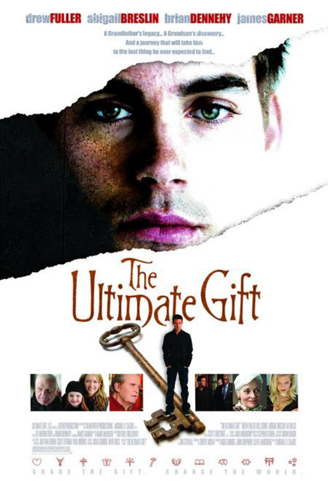 The Ultimate Gift Bokomslag