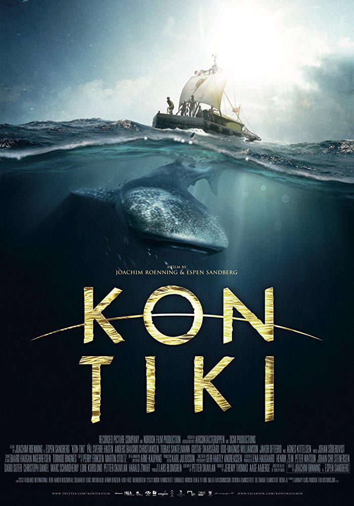 Kon-Tiki Book Cover