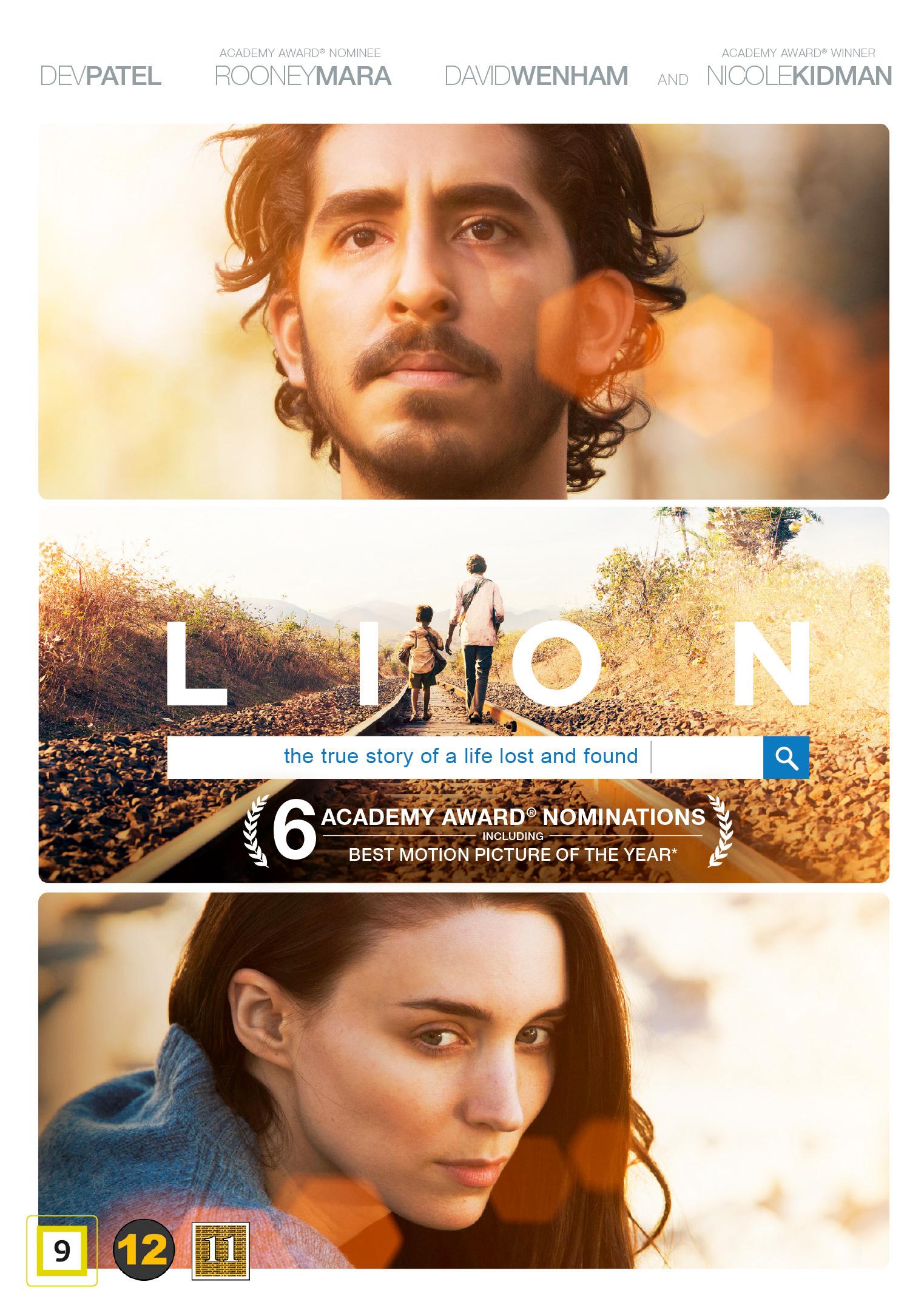Lion Bokomslag