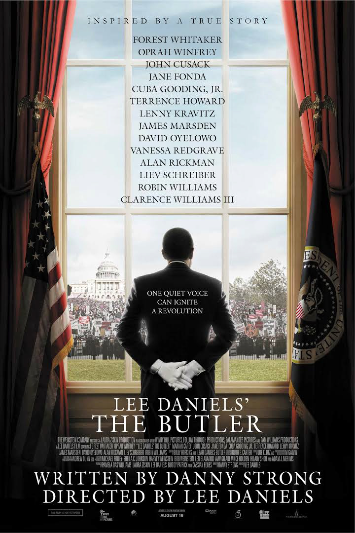 The Butler Bokomslag