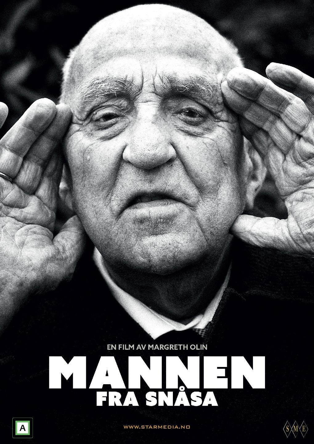 Mannen fra Snåsa Book Cover
