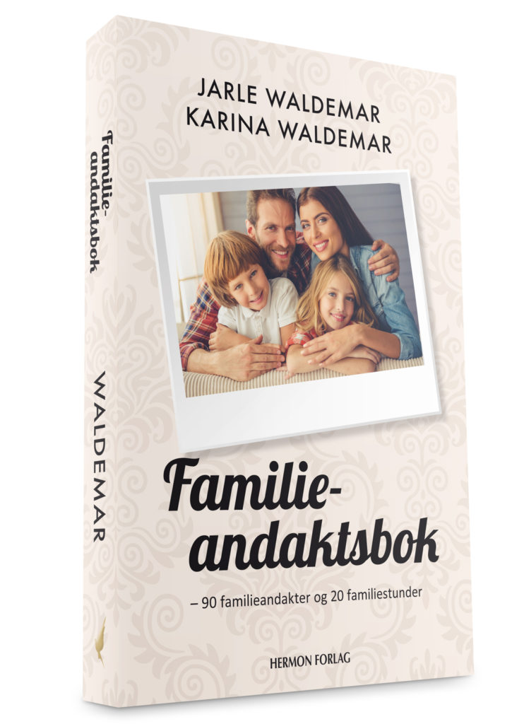Familieandaksbok Jarle og Karina Waldemar