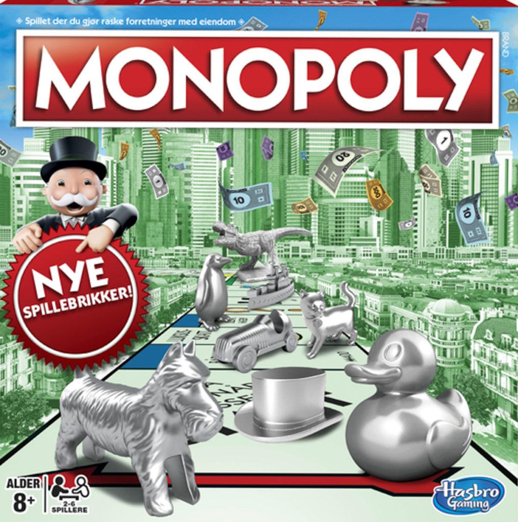 Monopol brettspill-1
