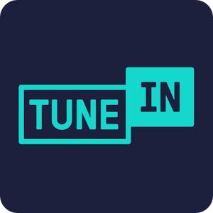 Logo Tunein radio