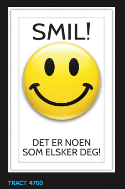 Smil - norsk traktat