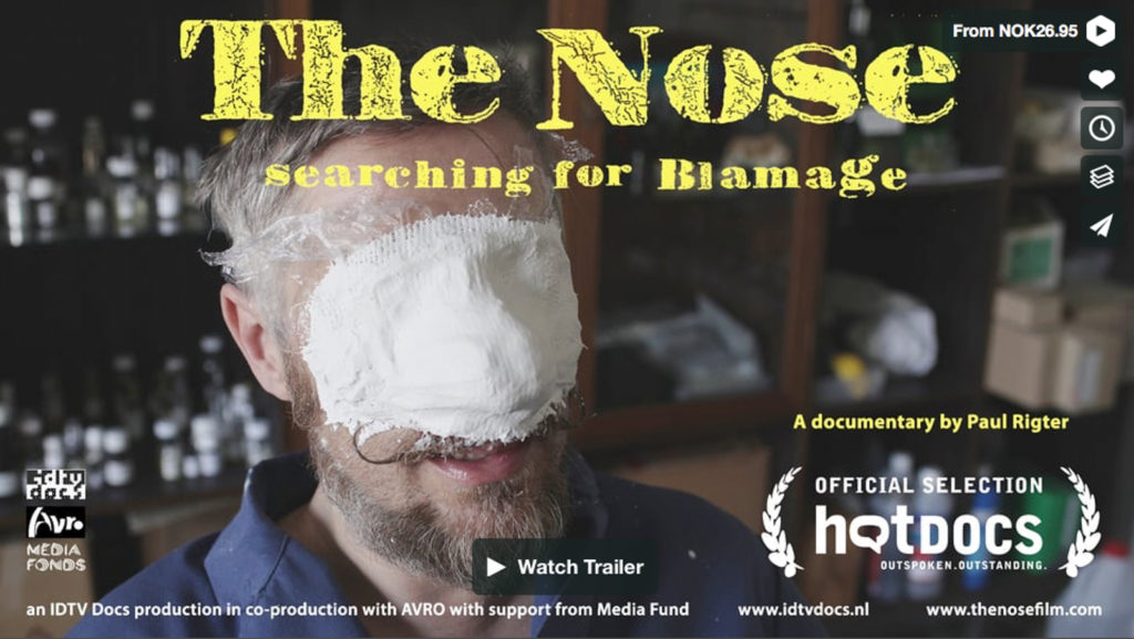 The Nose - Searching for Blamage