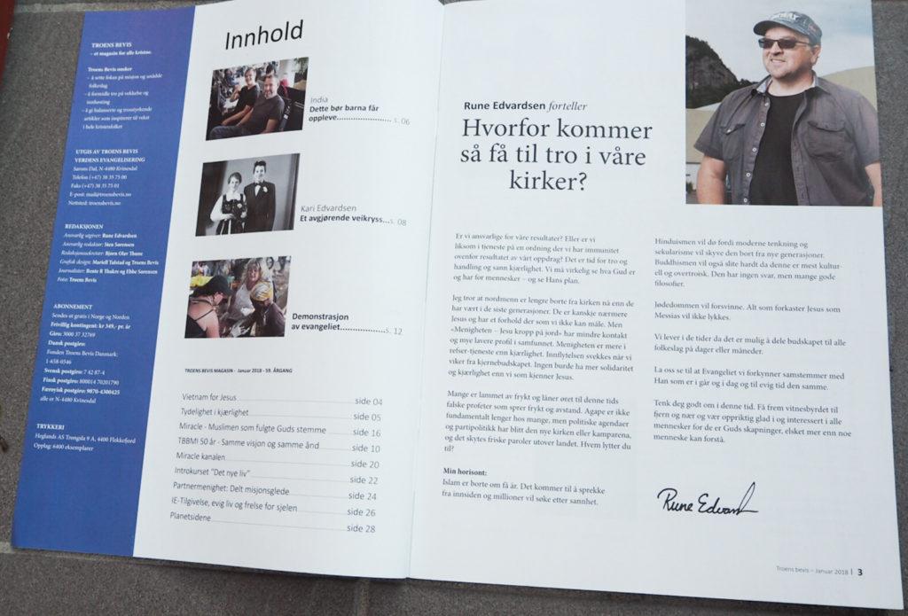 Nyhetsblad jan 18 - Rune Edvardsen