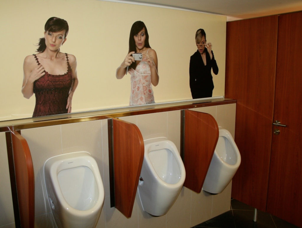 Toalettbesøk Jena Tyskland
