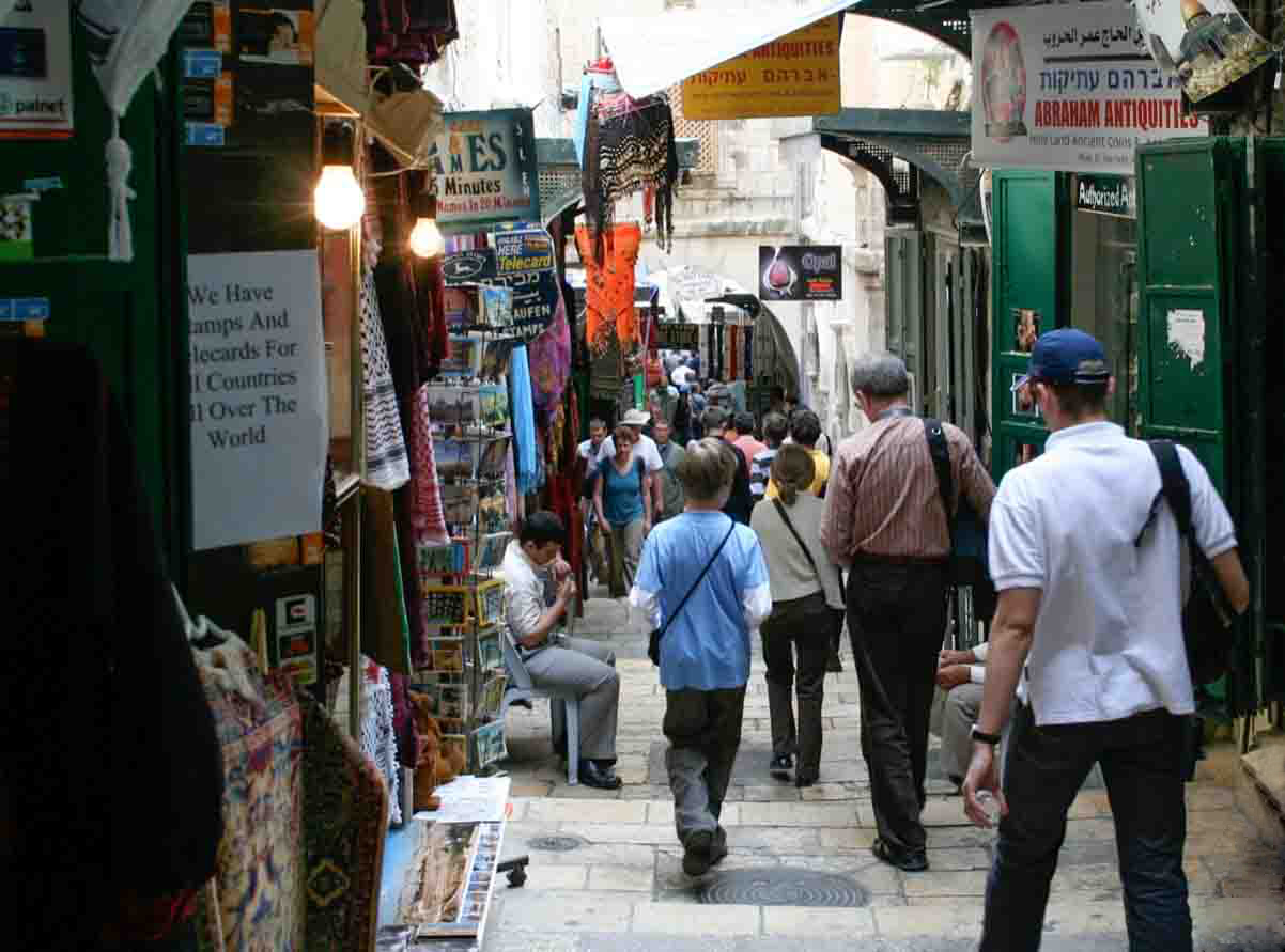 2008-Israel-Via Dolorosa-2
