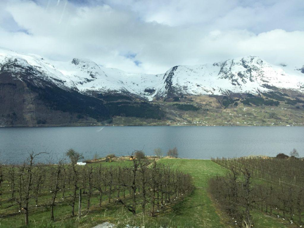 2017-April-15 Biltur langs Sørfjorden i Hardanger-6