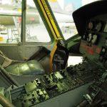 Bell UH-1 Iroquois - Cockpit
