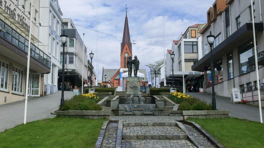 Vår Frelsers kirke i Haugesund sentrum