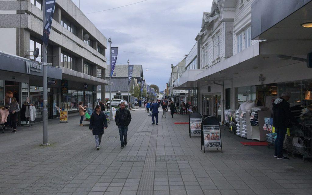 Haraldsgata i Haugesund er Norges lengste