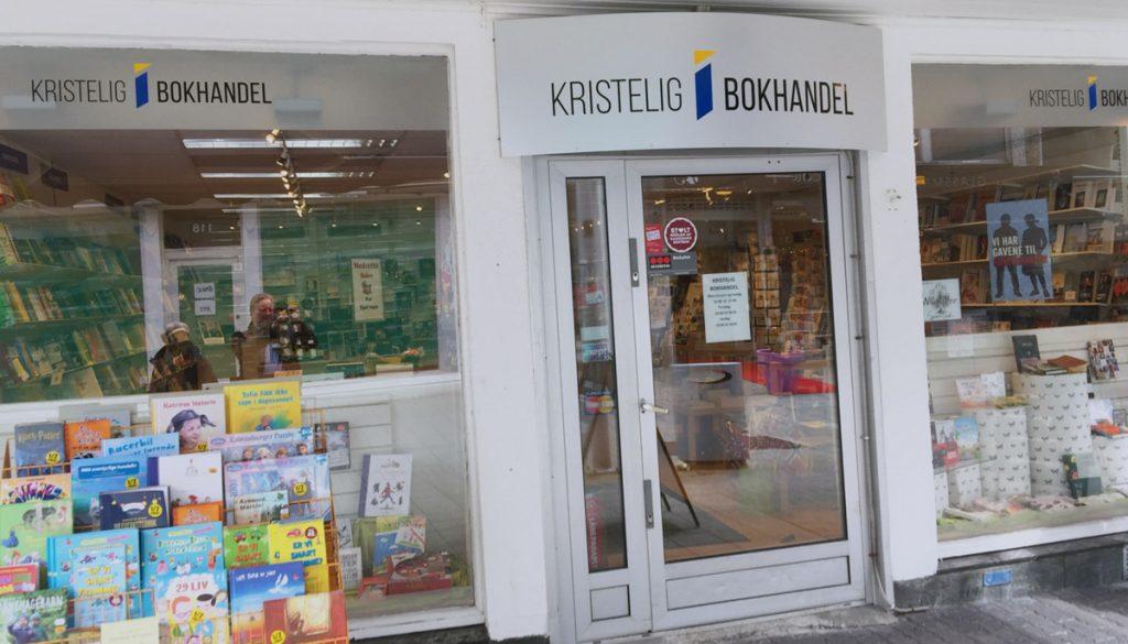 Kristen bokhandel i Haugesund