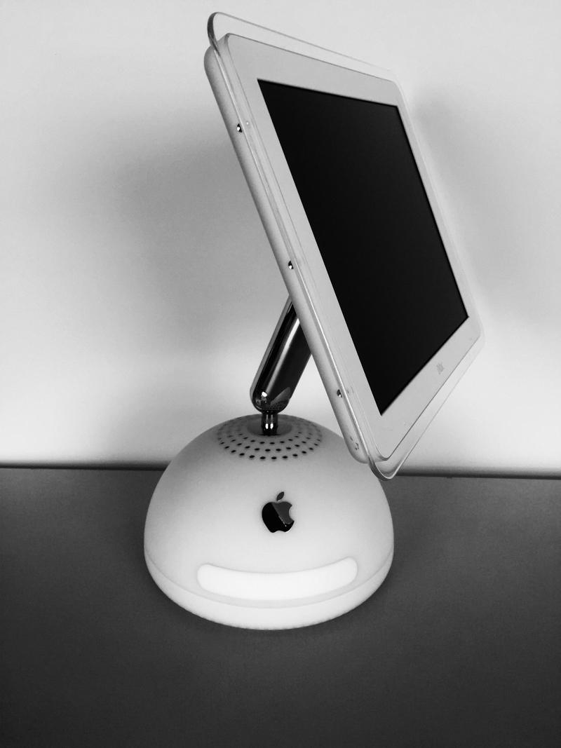 iMac G4 flat panel