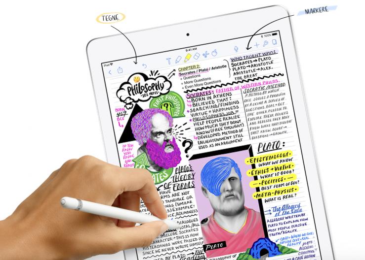 2018-mars-27 Apple iPad 2018 6 generasjon-3