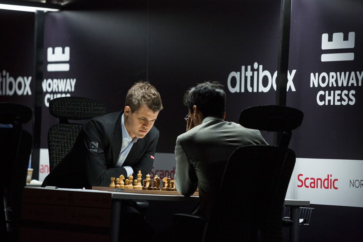 Norway Chess 2017