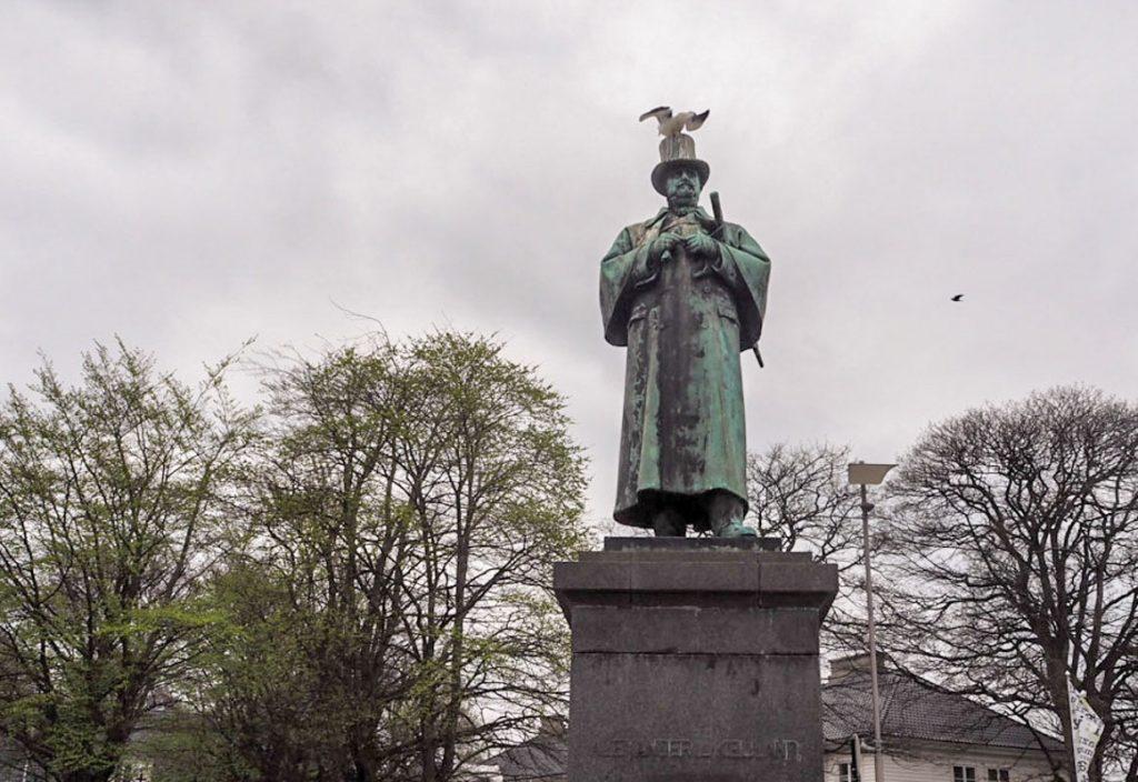 Alexander Kielland–statuen