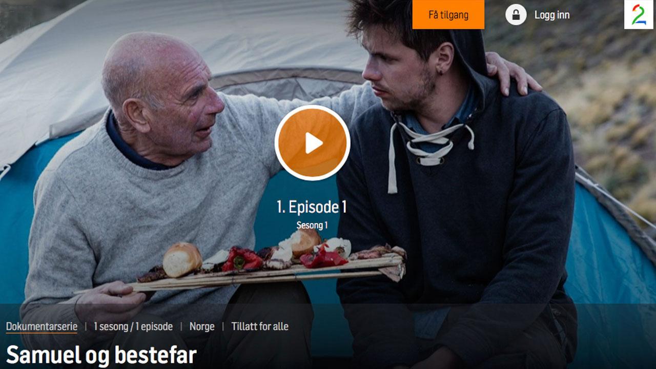 TV2 Samuel og Bestefar episode 1