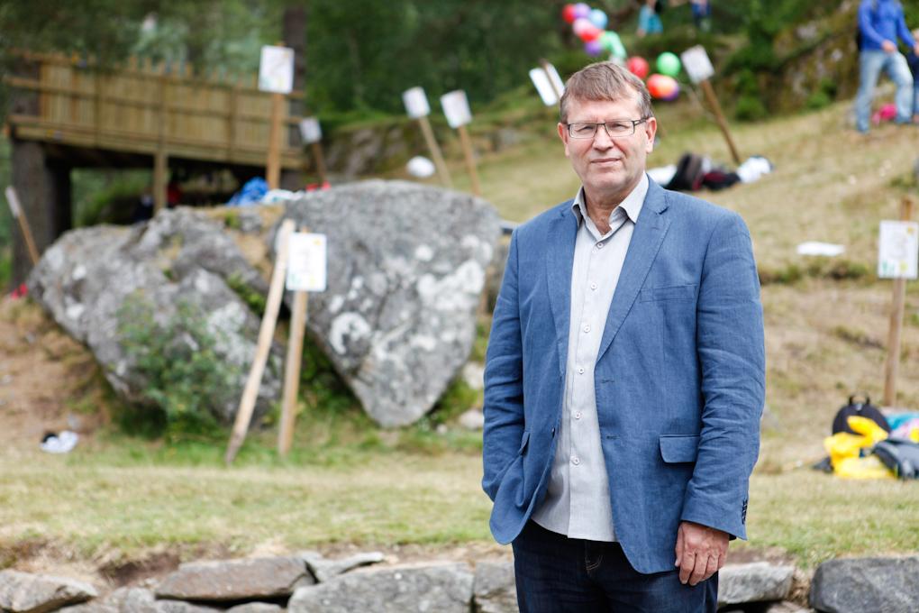 Taler av Sten Sørensen