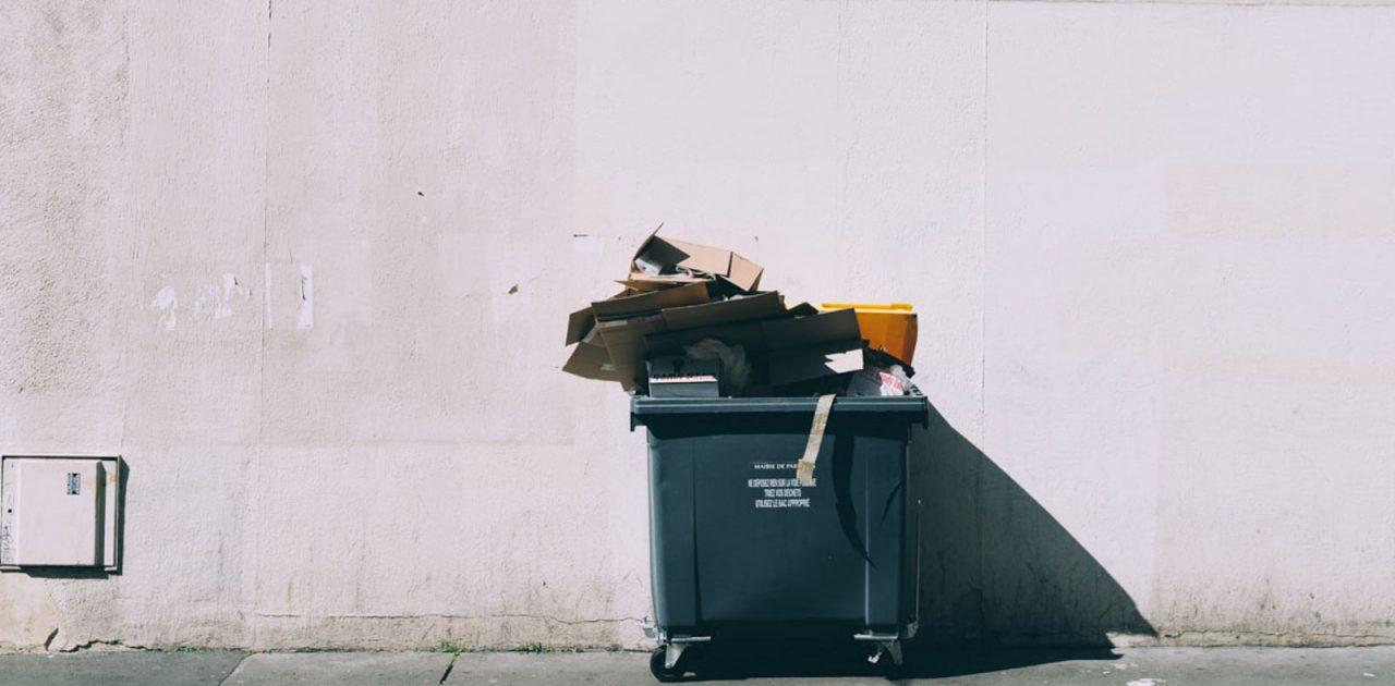 Sortere søppel