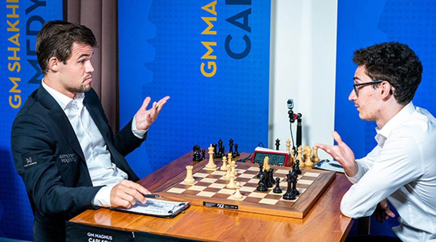 VM i sjakk 2018