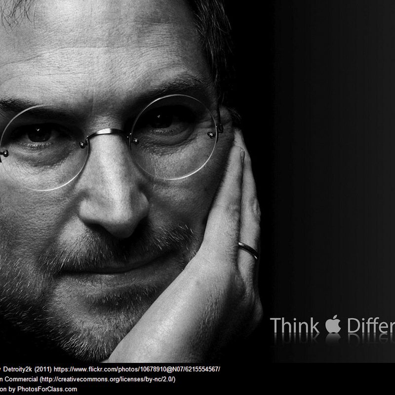 Steve Jobs by Detroity2k 2011